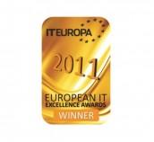 """DocLogix – """"European IT Excellence Awards 2011"""" ieguvējs!"""