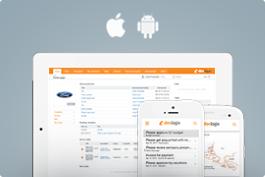 """Mobilitāte """"DocLogix"""" mobilā lietojumprogramma,"""