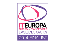 """European IT Excellence Awards 2014 """"DocLogix"""""""