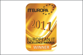 """European IT Excellence Awards 2011 """"DocLogix"""""""