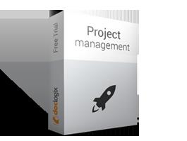 """Projekta dokumentu pārvaldība """"DocLogix"""