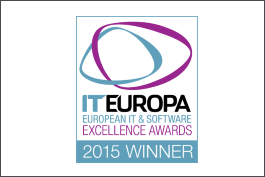"""European IT Excellence Awards 2015 """"DocLogix"""""""